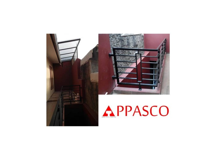 railing minimalis cantik