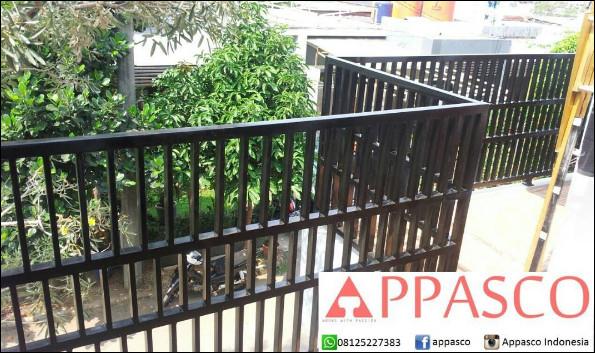 Railing Balkon Minimalis Untuk Lantai 2 Rumah Minimalis Jual Kanopi Tralis