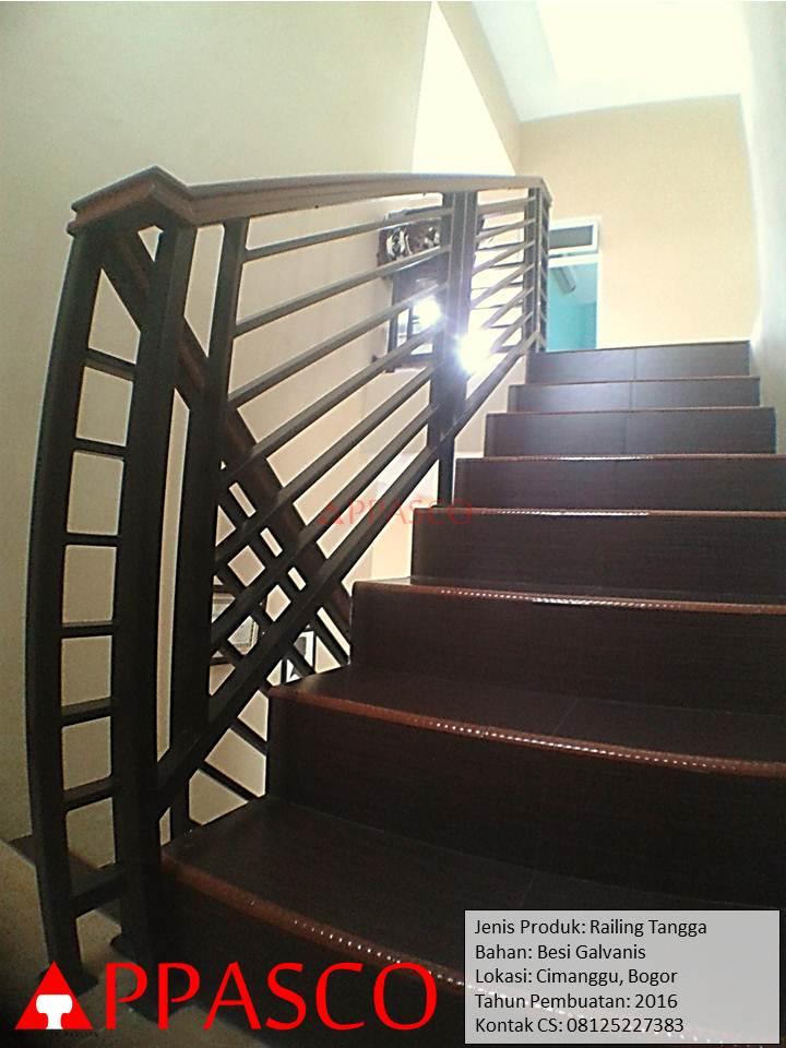 railing tangga minimalis cimanggu