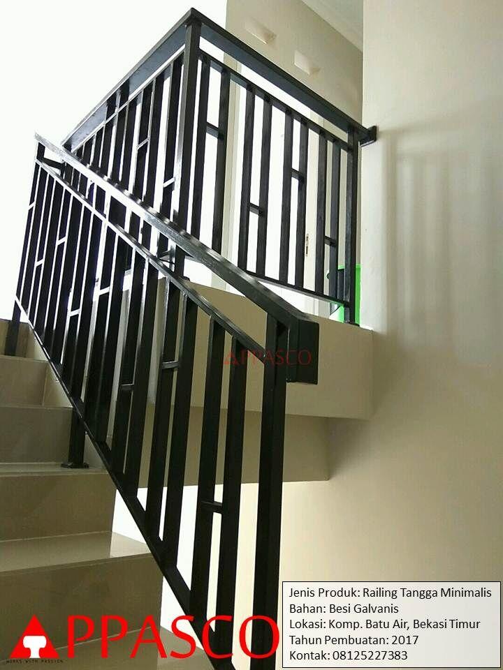 teralis tangga rumah minimalis