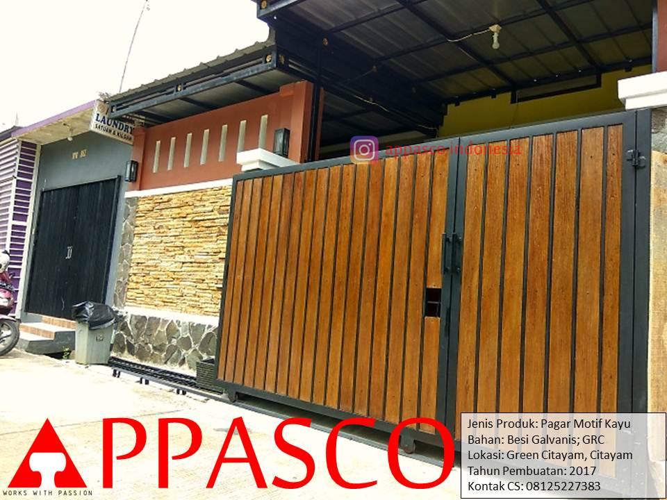 Ilustrasi Anggaran Pembuatan Pagar Rumah Dengan Besi Hollow Jual