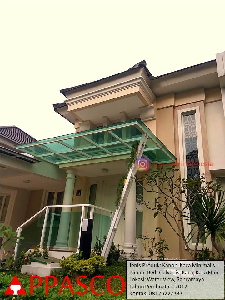 3 Bahan Terbaik yang Bisa digunakan untuk Membuat Canopy Rumah