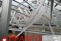 Rangka Atap Baja Ringan CNP Galvalum Baja ringan di Ciputat